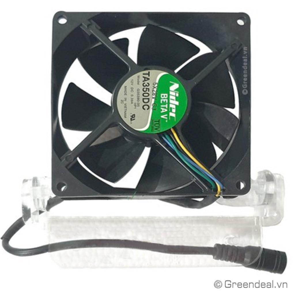 DIY - Quạt tản nhiệt (1 Fan)
