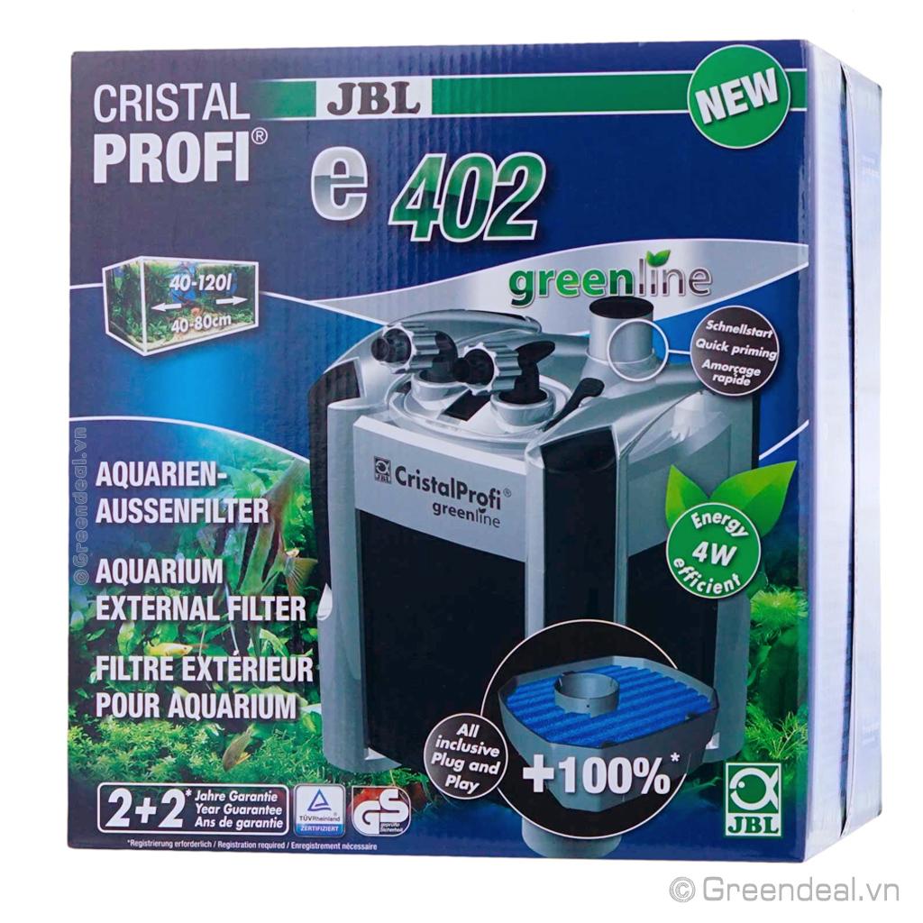 JBL CristalProfi - e402 Greenline