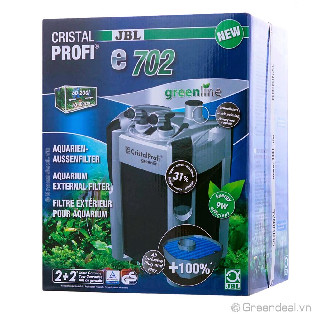 JBL CristalProfi - e702 Greenline