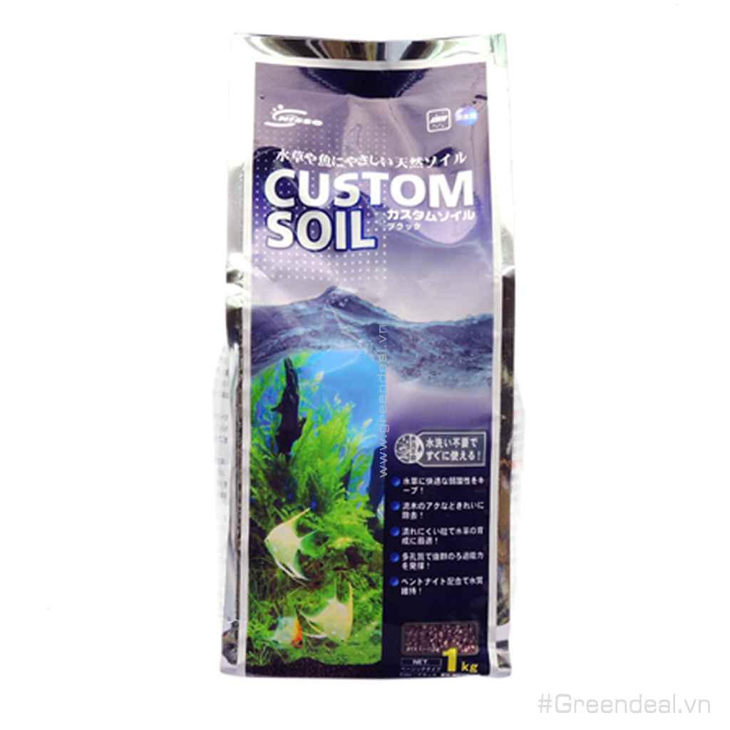 NISSO - Custom Soil (Black)