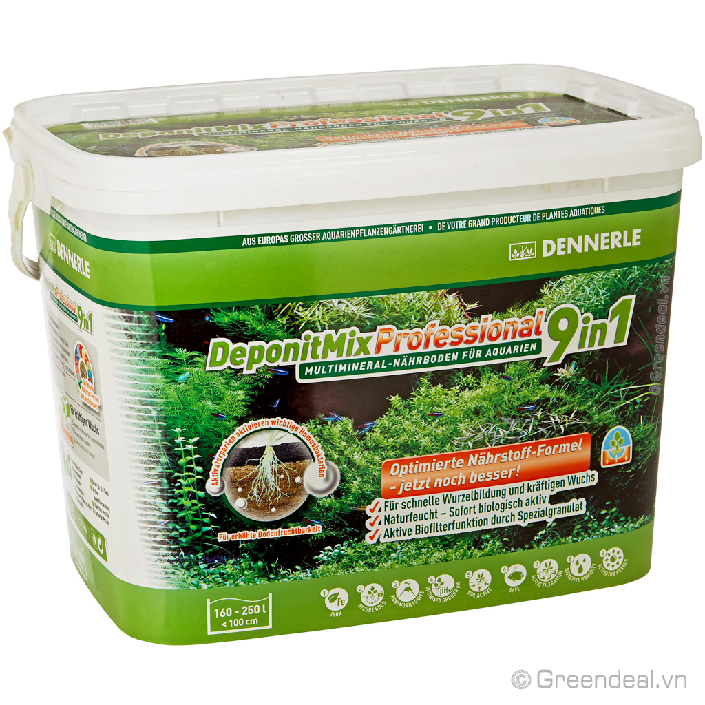 DENNERLE - Deponit Mix Professional 9 in 1