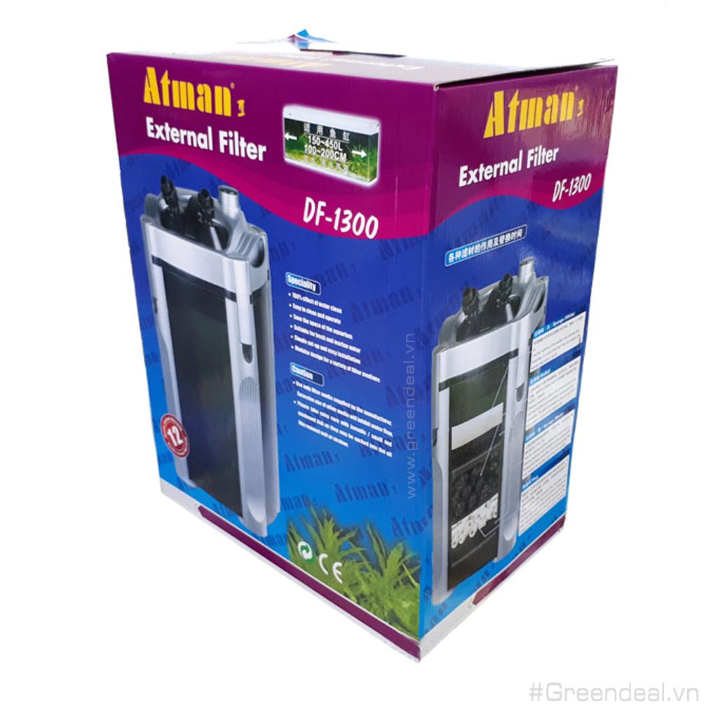 ATMAN - External Filter DF-1300