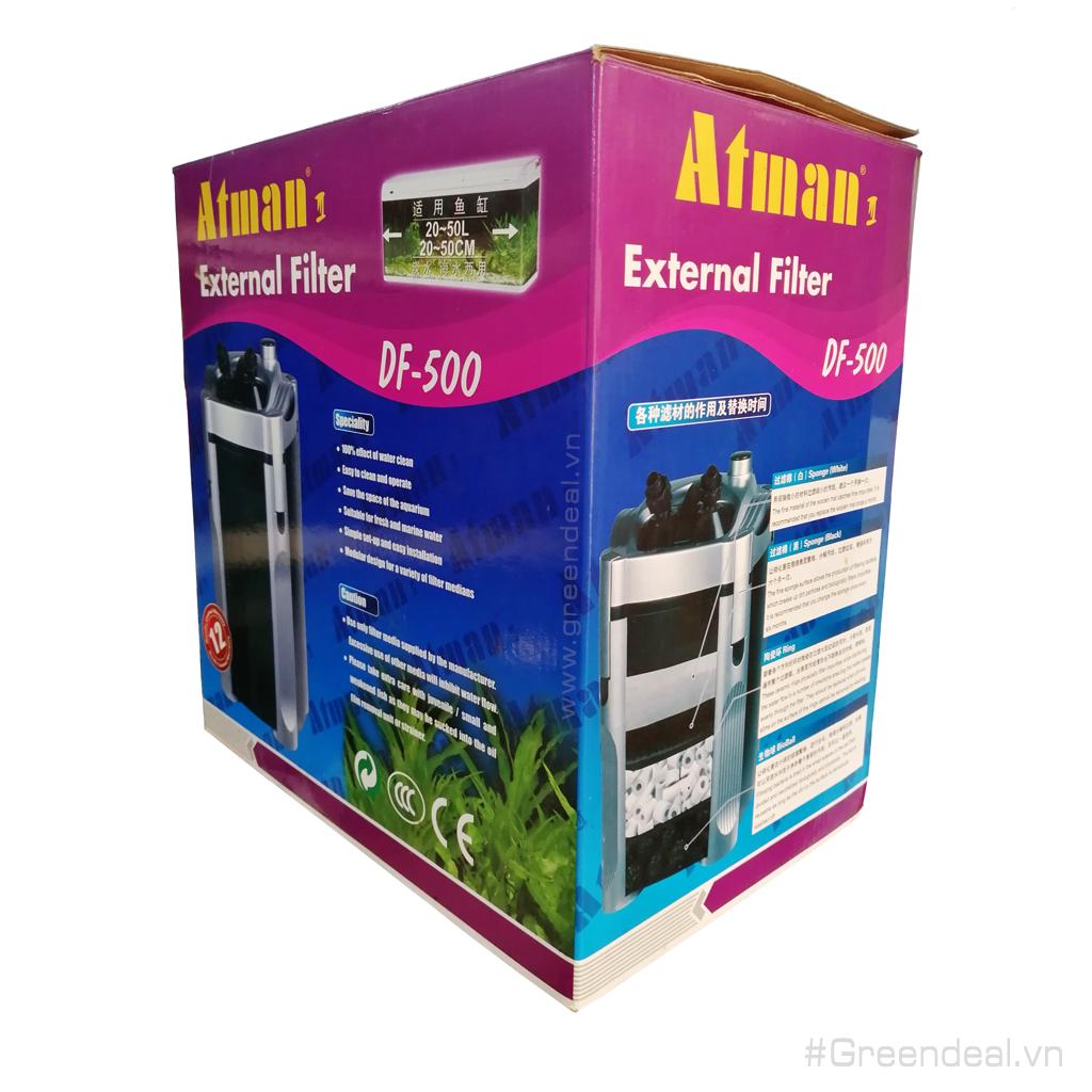 ATMAN - External Filter DF-500