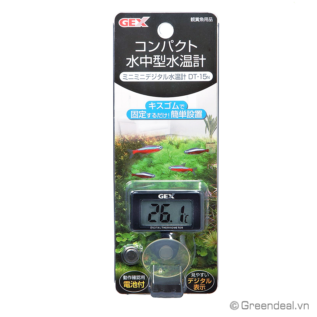 GEX - Digital Thermometer (DT-15N)