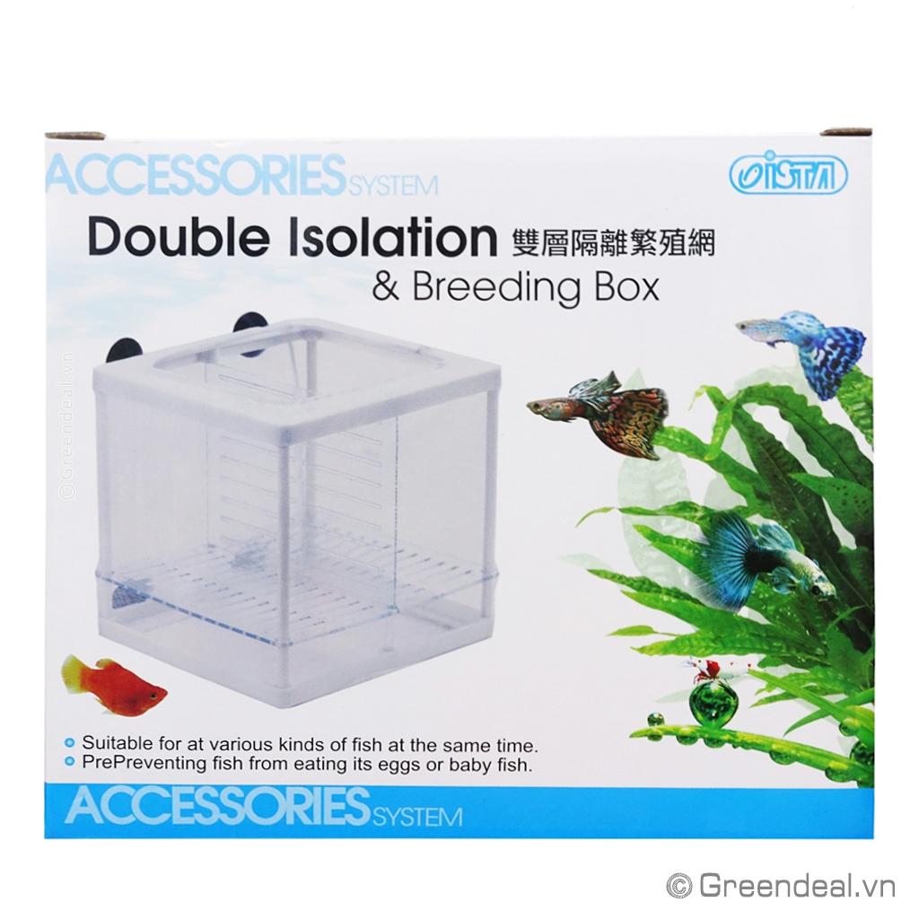ISTA - Double Isolation & Breeding Box