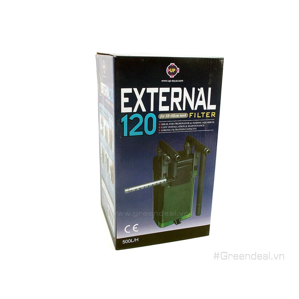 UP AQUA - External 120