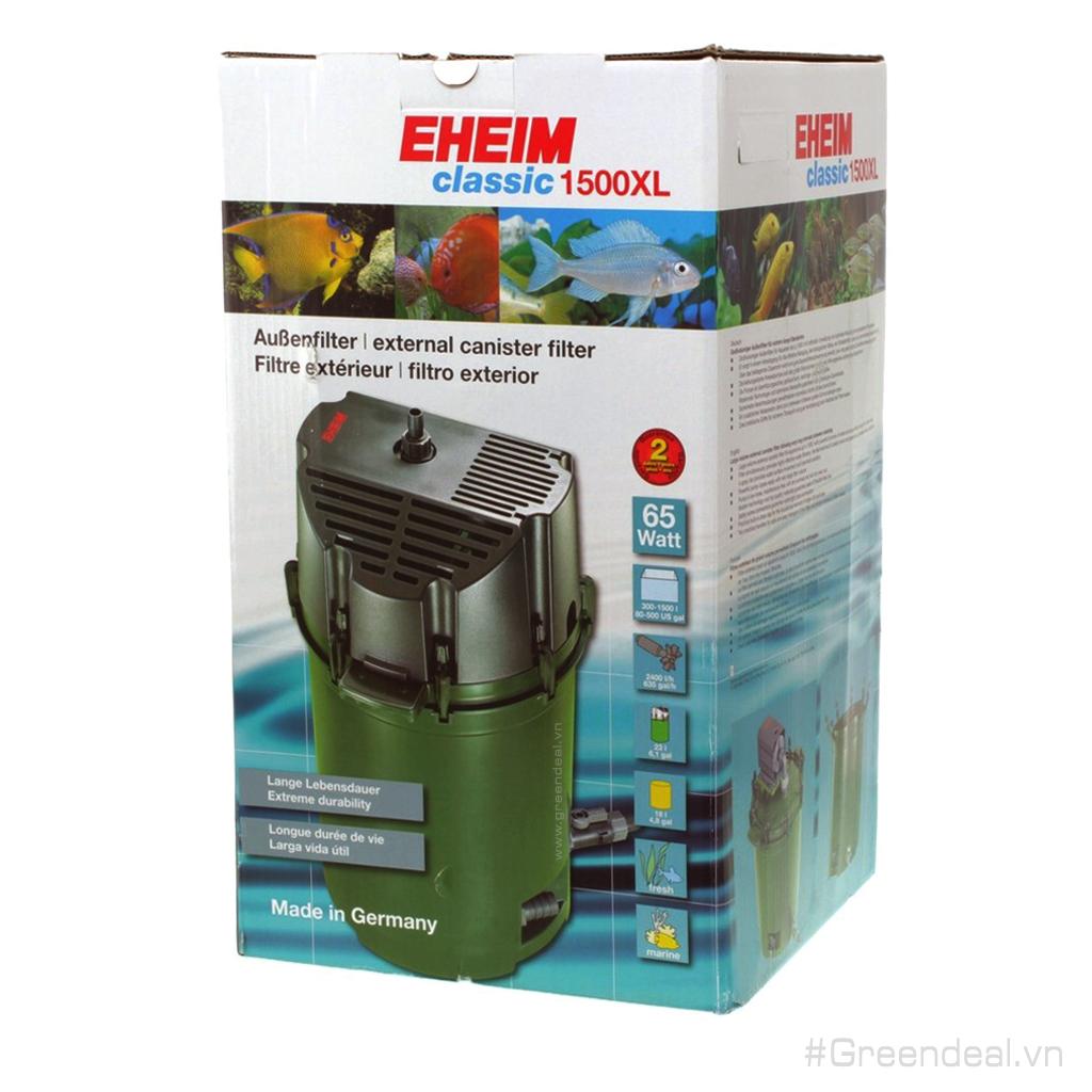EHEIM - External Filter Classic 1500XL (2260)