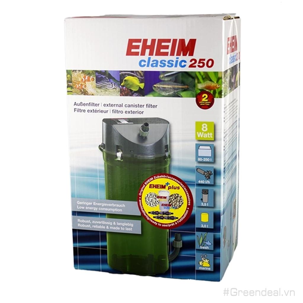 EHEIM - External Filter Classic 250 (2213)