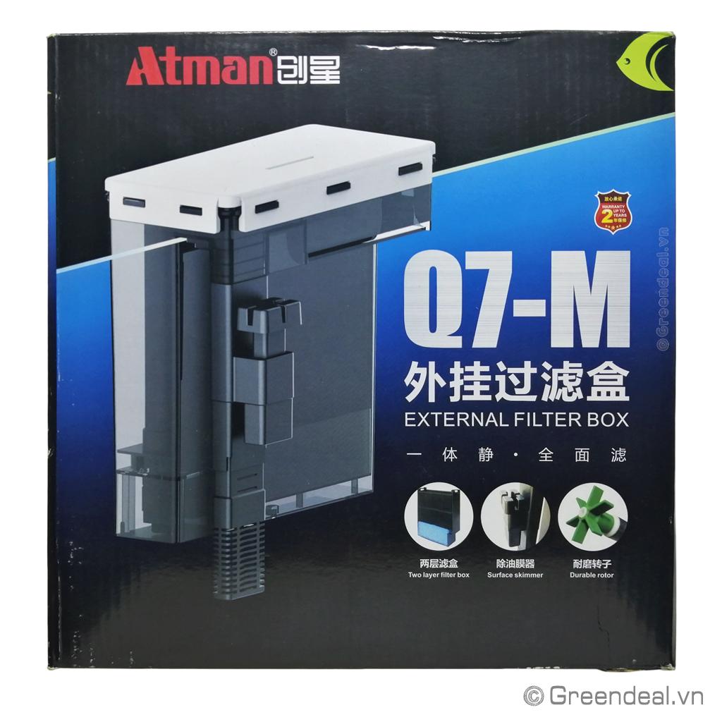 ATMAN - External Filter Box (Q7-M)