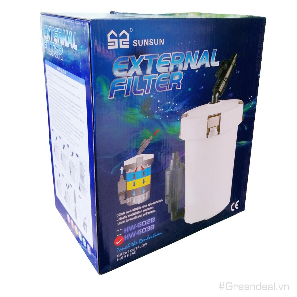 SUNSUN - External Filter HW-603B