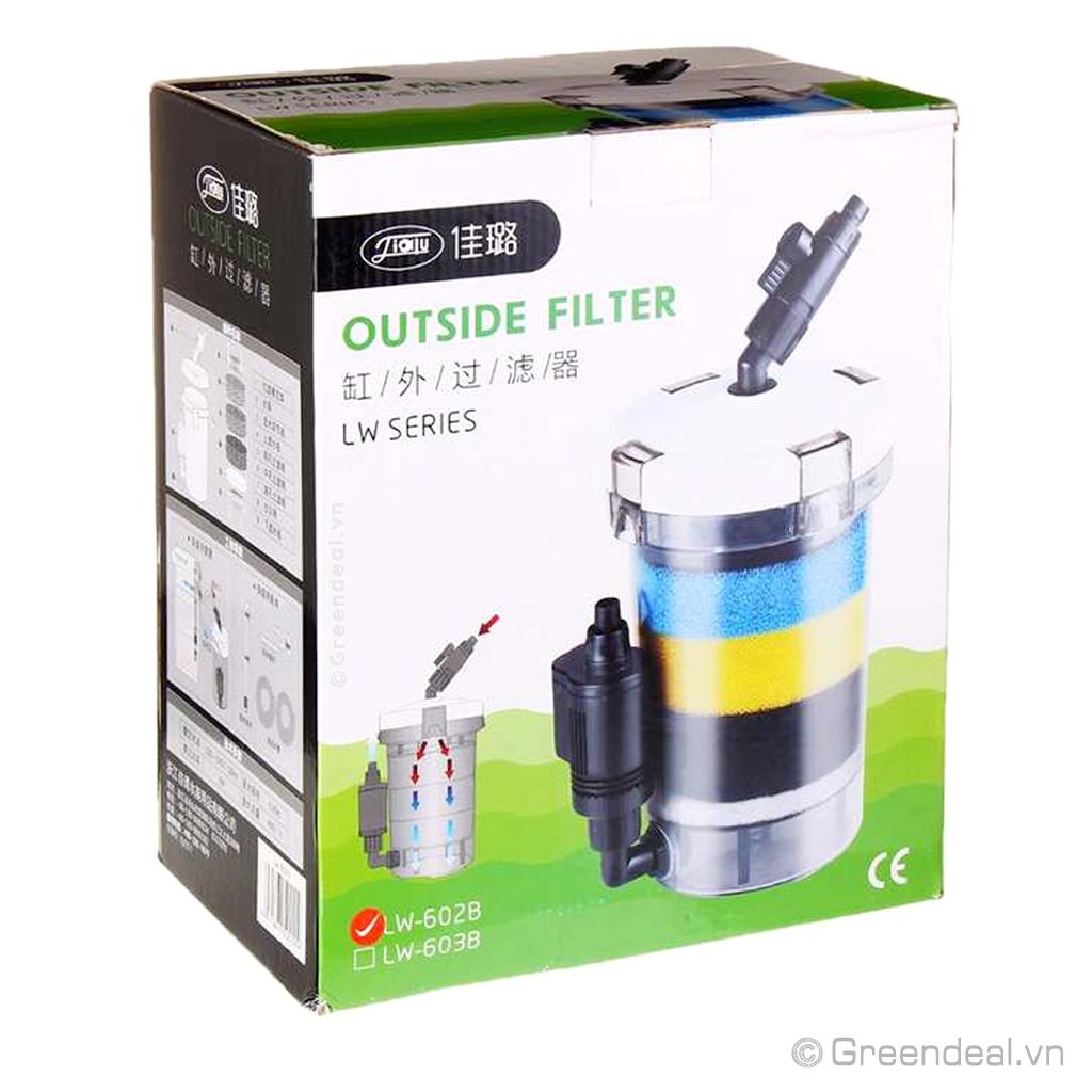 JIALU - Outside Filter LW-602B