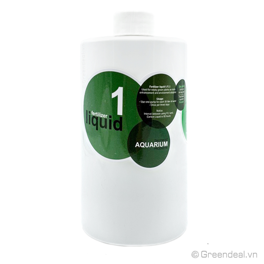 THỦY MỘC - Fertilizer Liquid 1