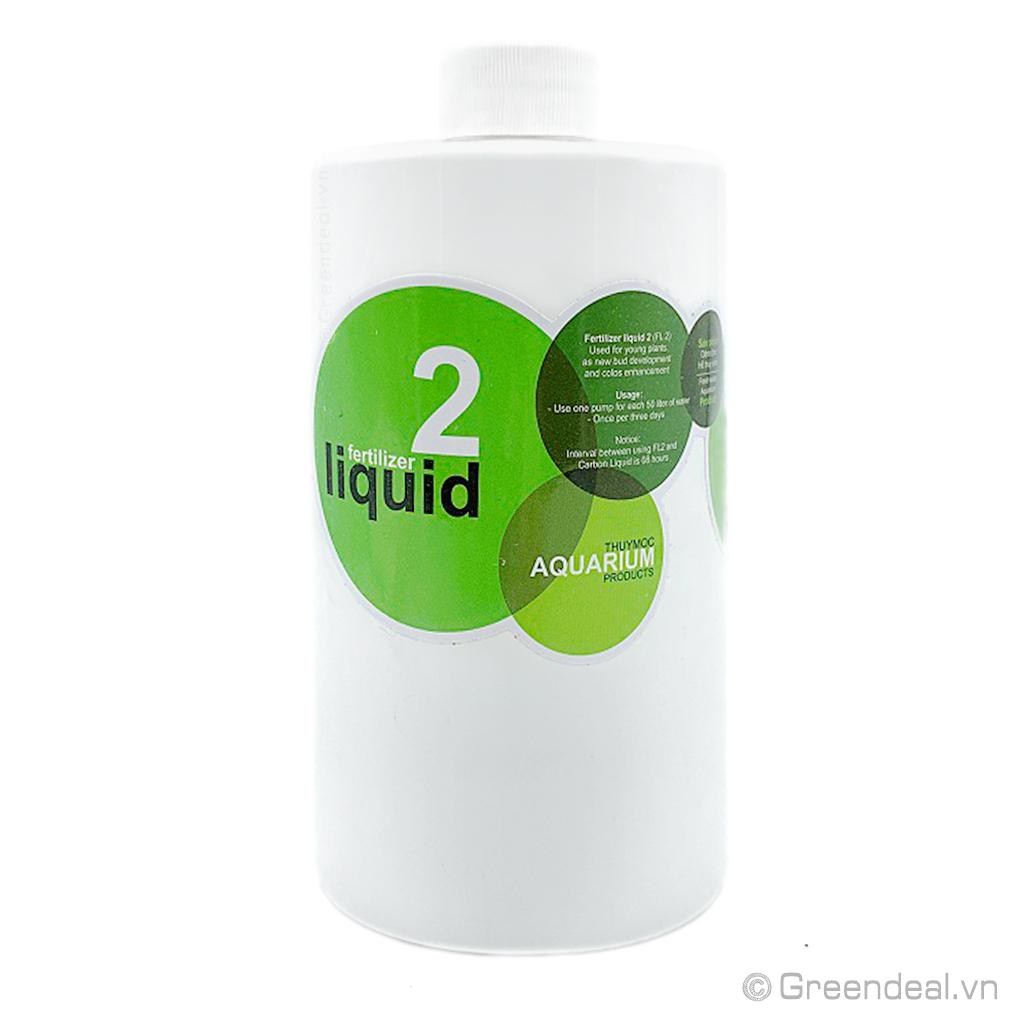 THỦY MỘC - Fertilizer Liquid 2