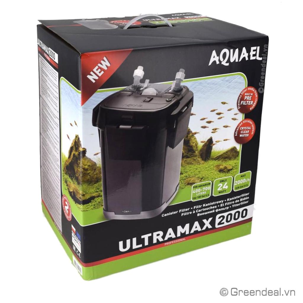 AQUAEL - External Filter UltraMax 2000