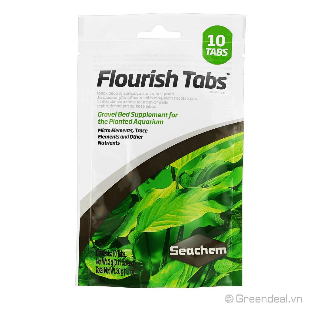 SEACHEM - Flourish Tabs
