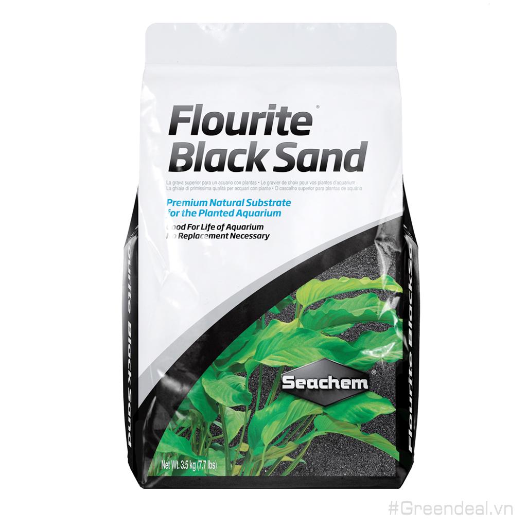 SEACHEM - Flourite Black Sand