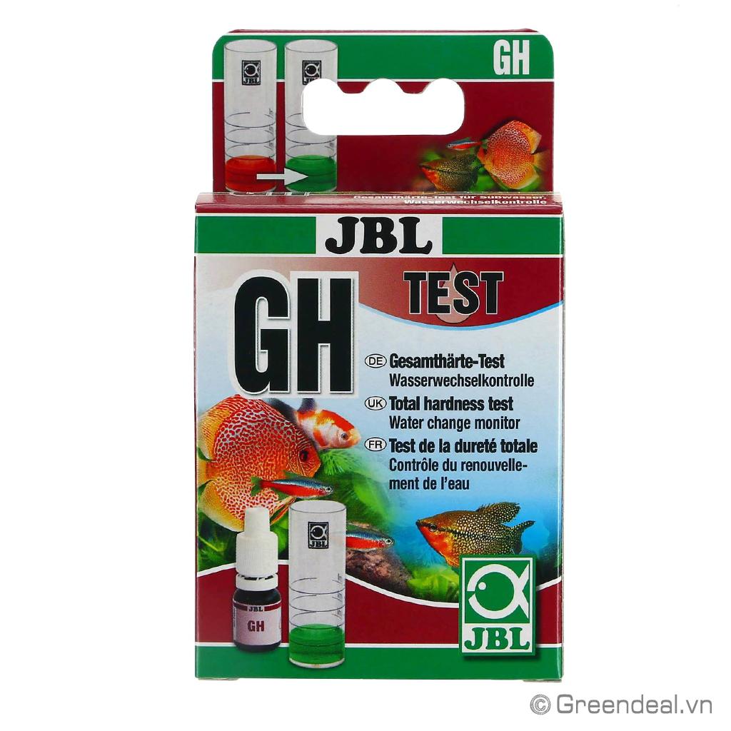 JBL - gH Test