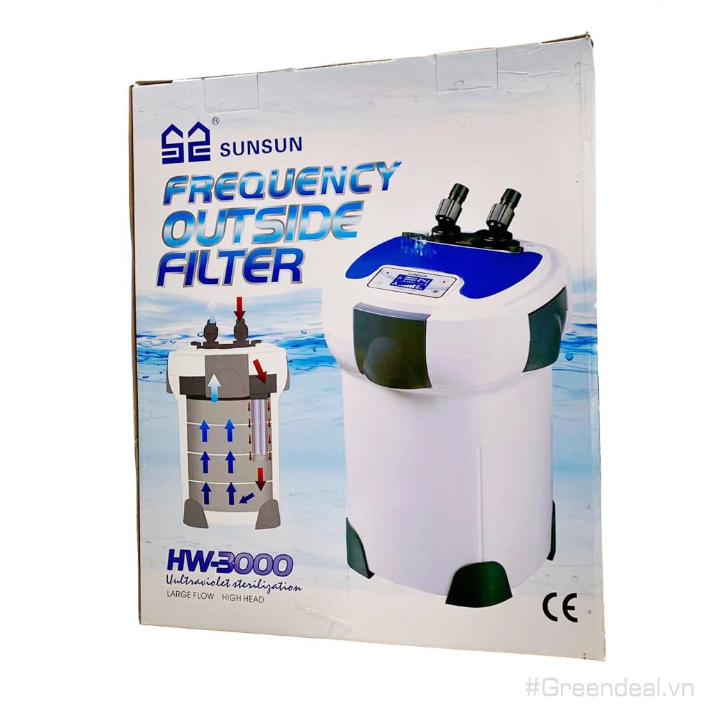 SUNSUN - Filter HW-3000