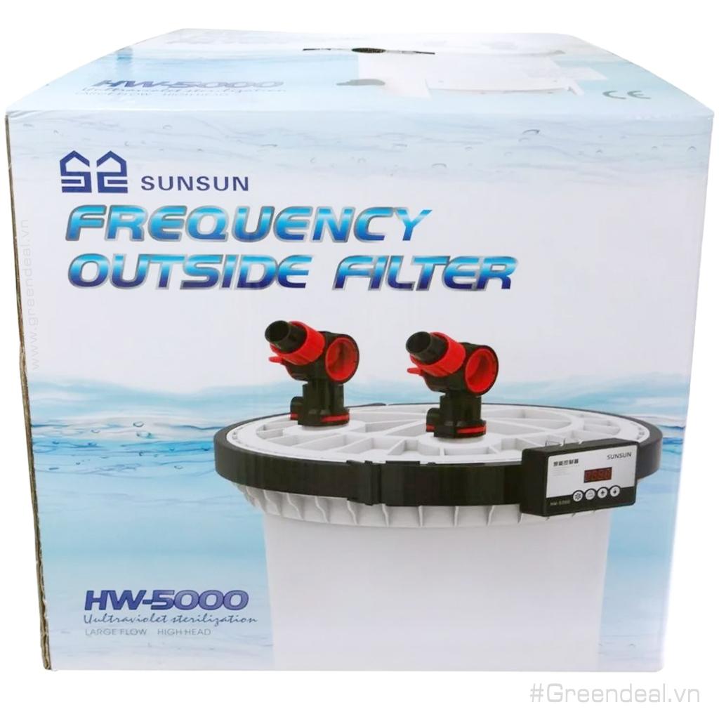 SUNSUN - Outside Filter HW-5000