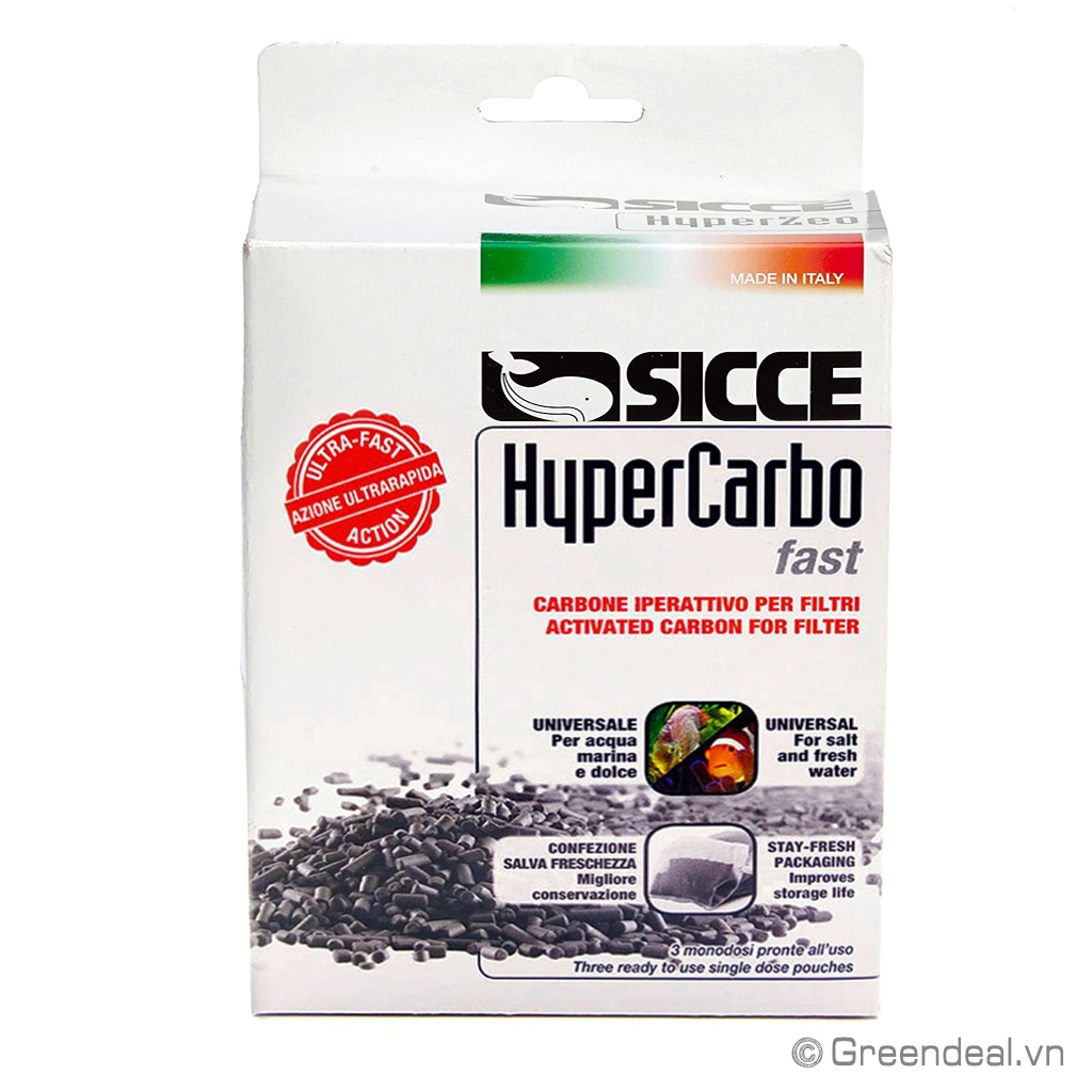 SICCE - HyperCarbo Fast
