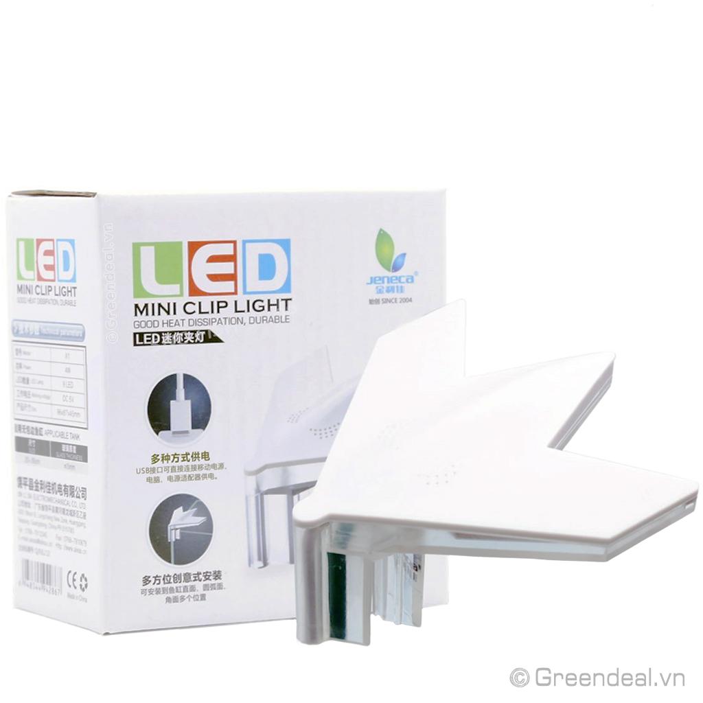 JENECA - Led Mini Clip Light (X-1)