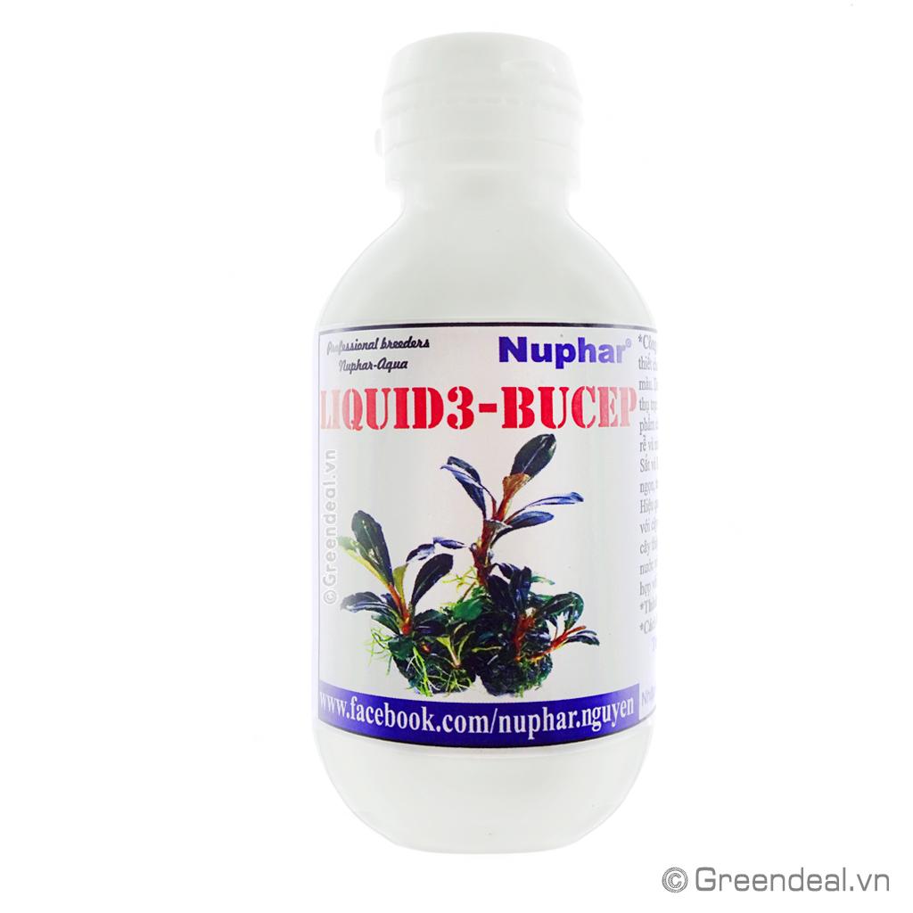 NUPHAR - Liquid 3 Bucep