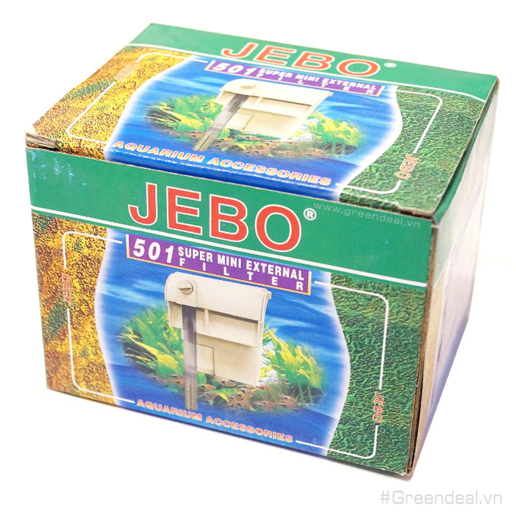 JEBO - Super Mini External Filter (501)
