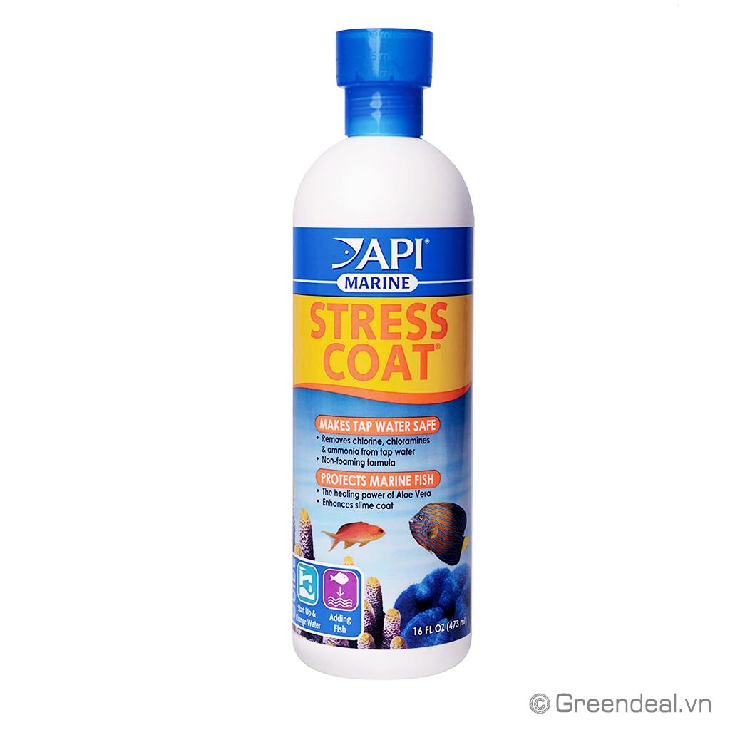 API - Marine Stress Coat