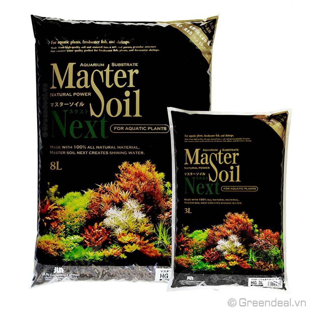 JUN - Master Soil (HG-Normal)