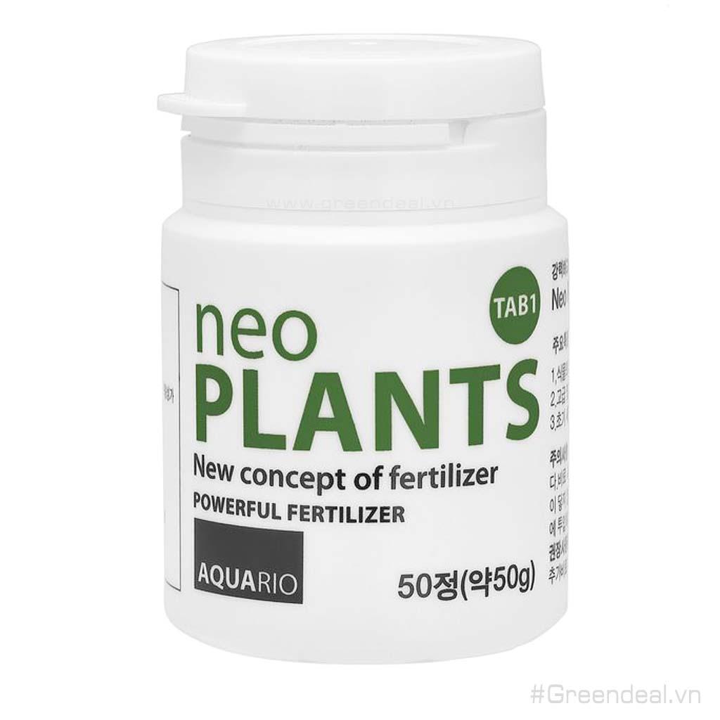 AQUARIO - Neo Plants Tab 1