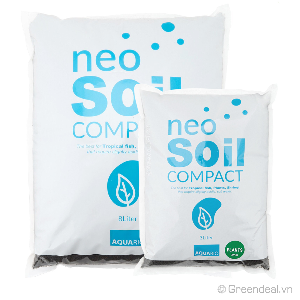 AQUARIO - Neo Soil Compact (Plants)