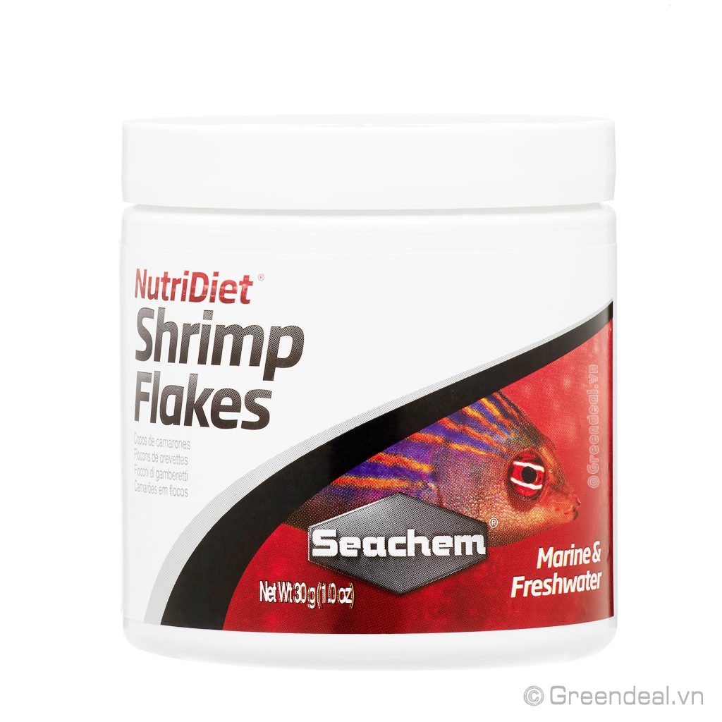 SEACHEM - NutriDiet Shrimp Flakes