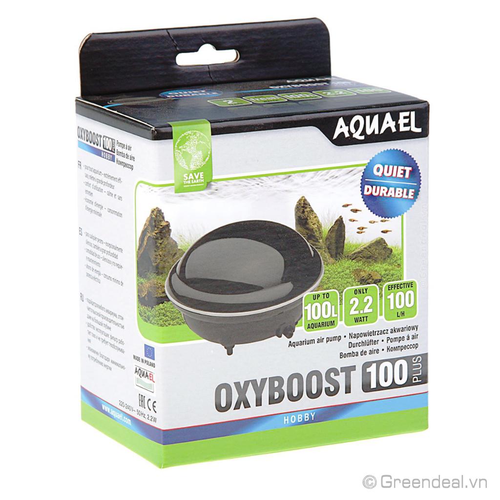 AQUAEL - OxyBoost 100 Plus