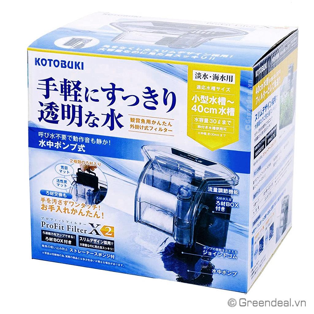 KOTOBUKI - ProFit Filter (X-2)