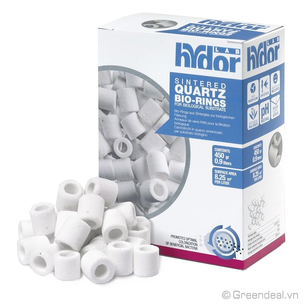 HYDOR - Quartz Bio Rings