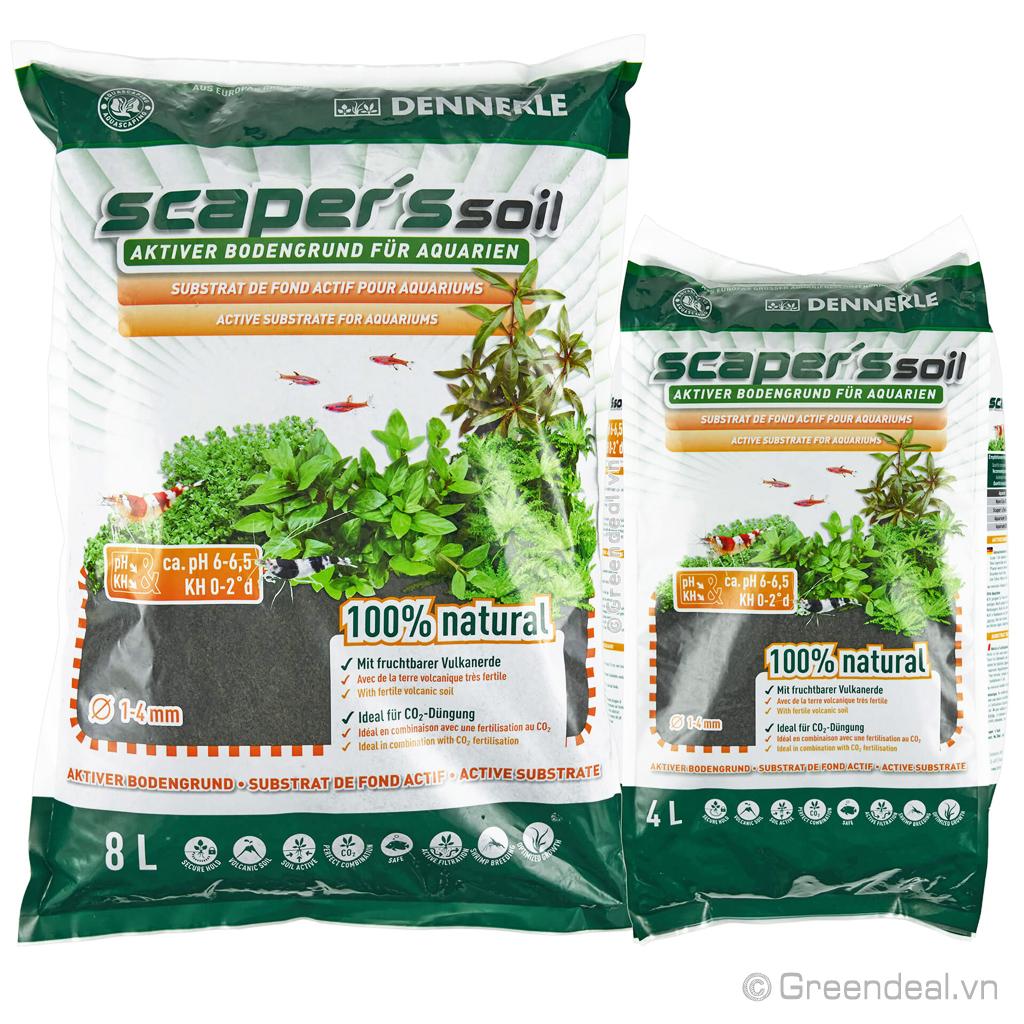 DENNERLE - Scaper's Soil