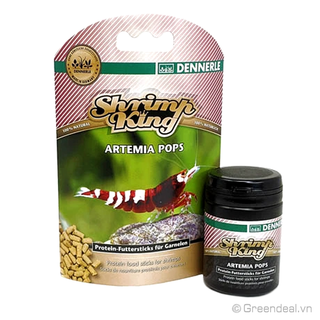 DENNERLE - Shrimp King Artemia Pops
