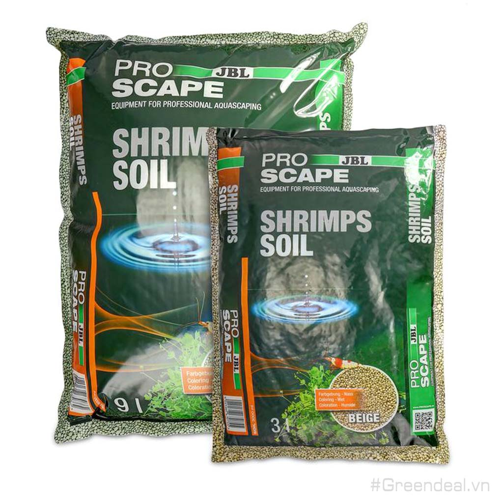 JBL Proscape - Shrimp Soil (Beige)