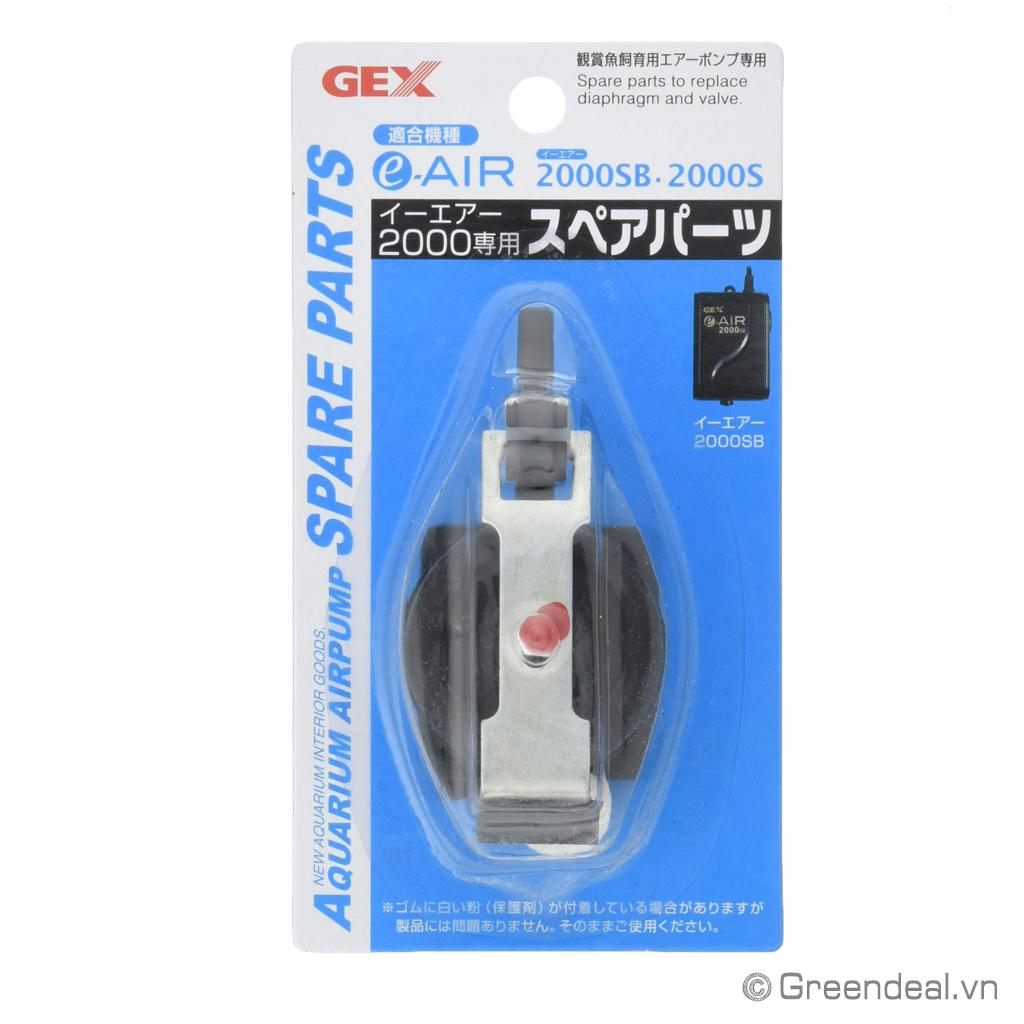 GEX - Spare Parts (E-Air 2000SB/2000S)