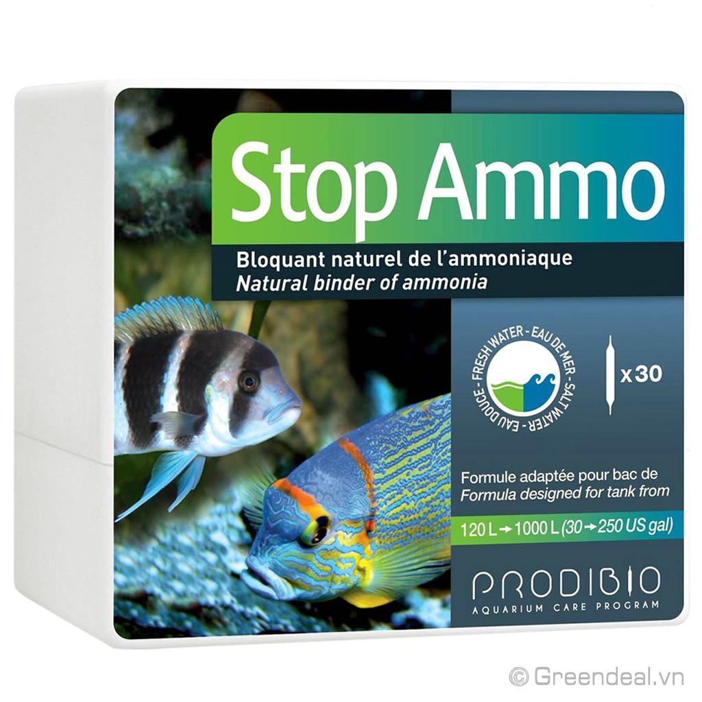 PRODIBIO - Stop Ammo
