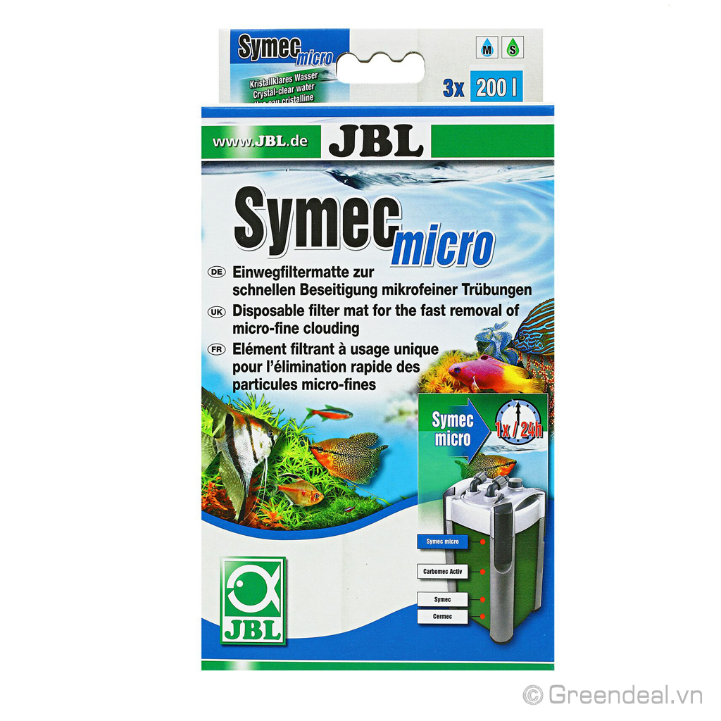JBL - Symec Micro