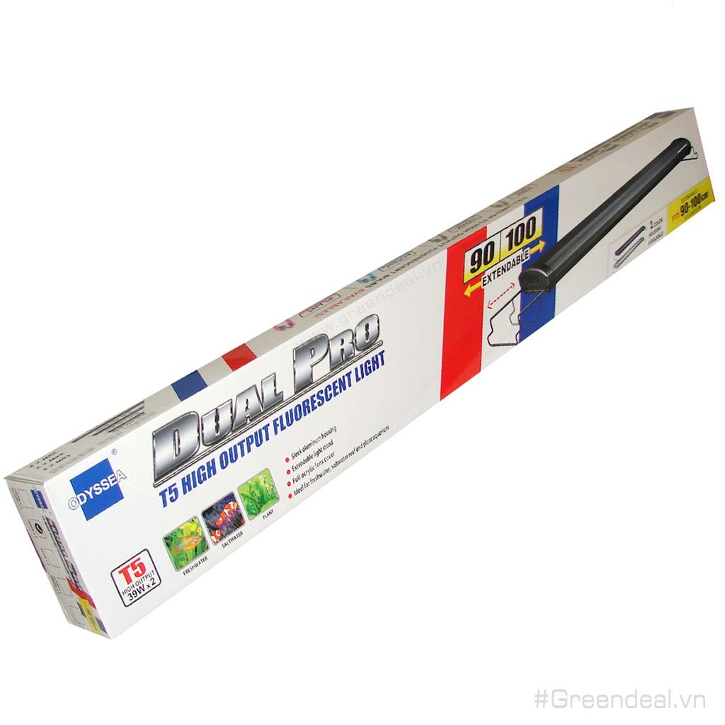 ODYSSEA - Dual Pro T5HO (90/100 cm)