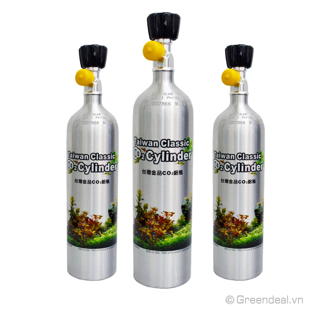 Taiwan Classic CO2 Cylinder