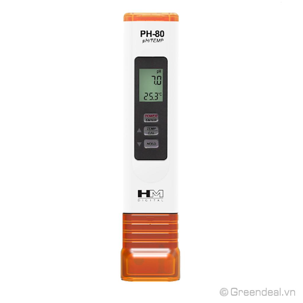 HM DIGITAL - pH-80s Hydro Tester