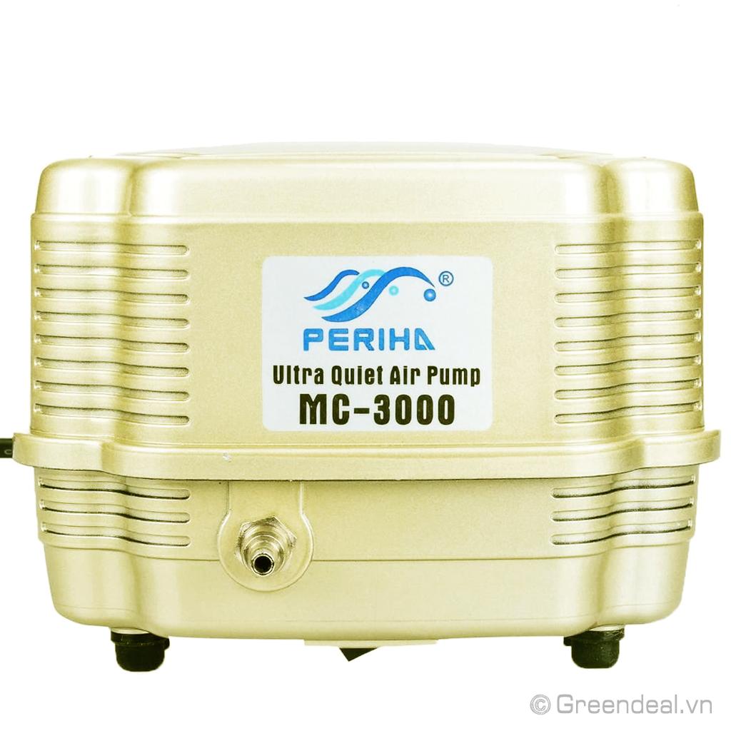 PERIHA - Ultra Quiet Air Pump MC-3000