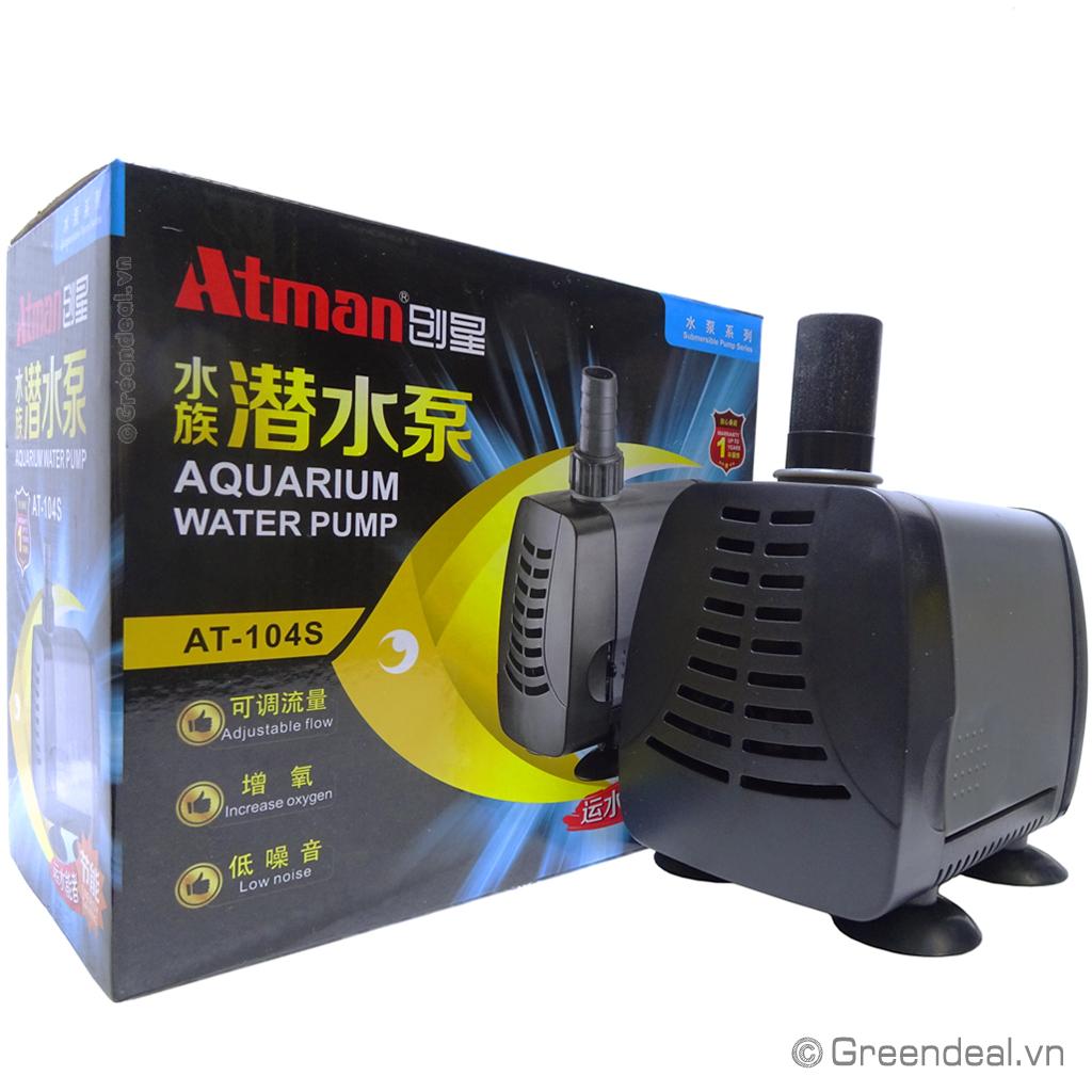 ATMAN - Water Pump (AT-104S)