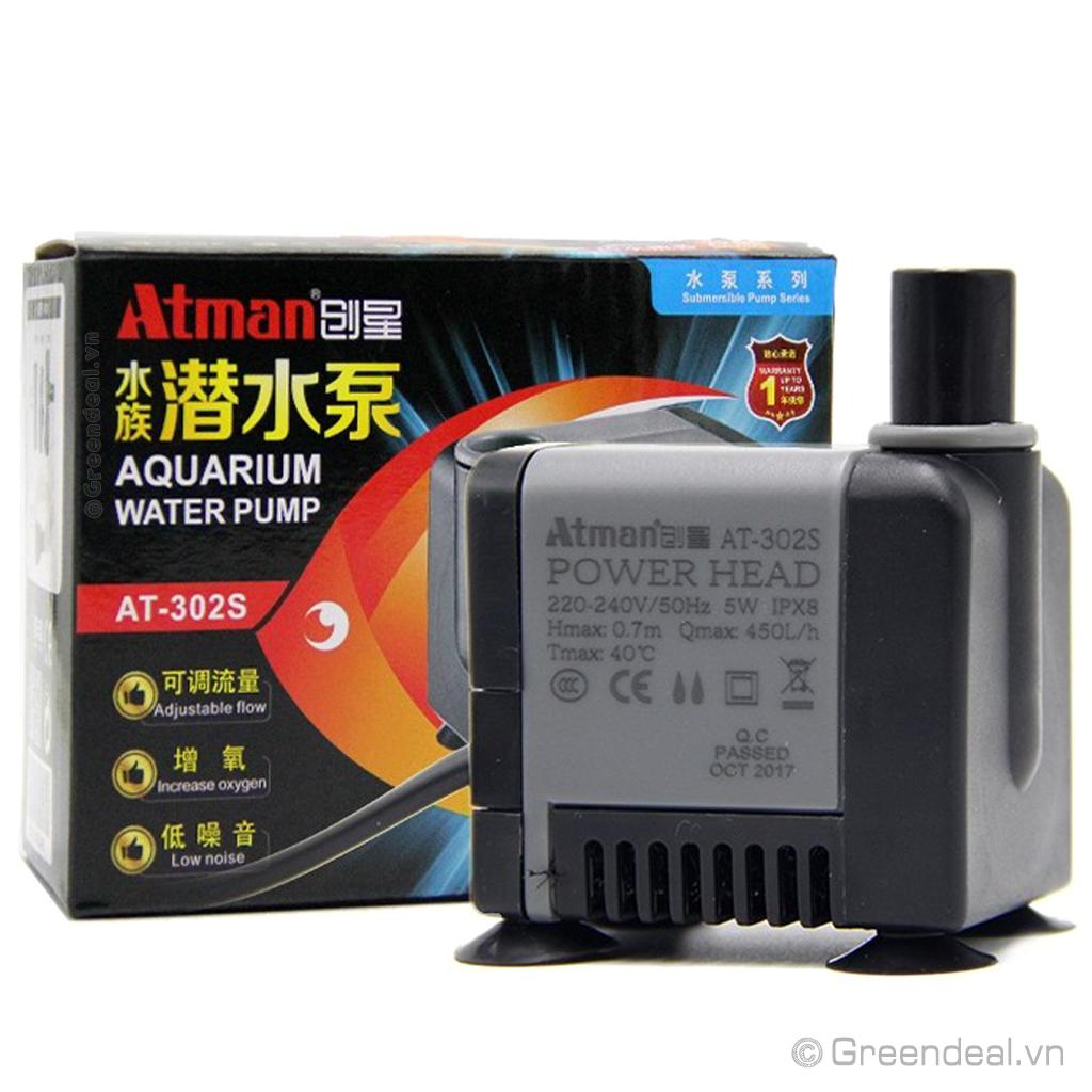 ATMAN - Water Pump (AT-302S)