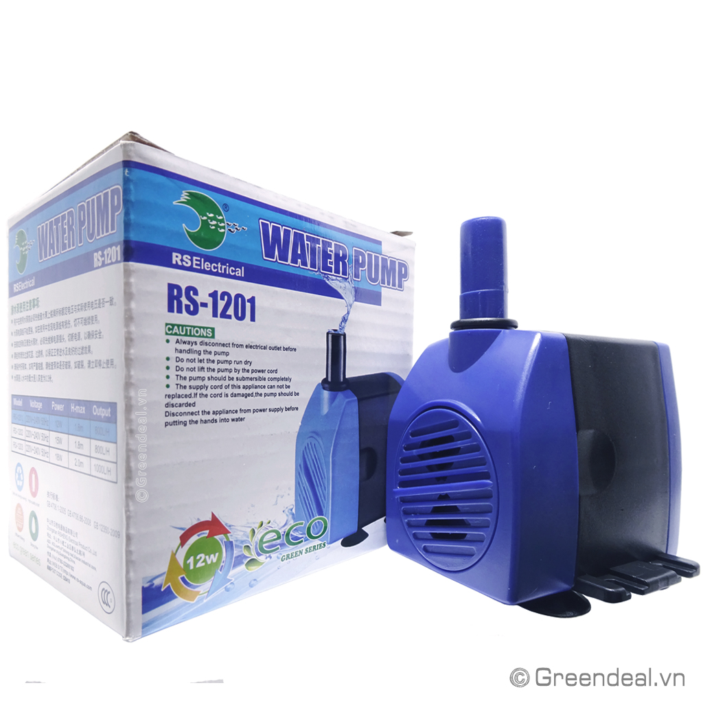 RS ELECTRICAL - Water Pump (RS-1201)