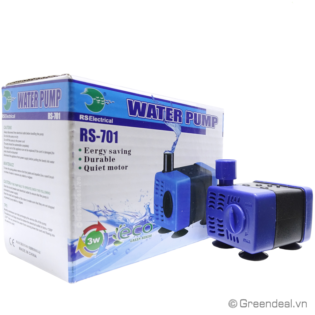 RS ELECTRICAL - Water Pump (RS-701)