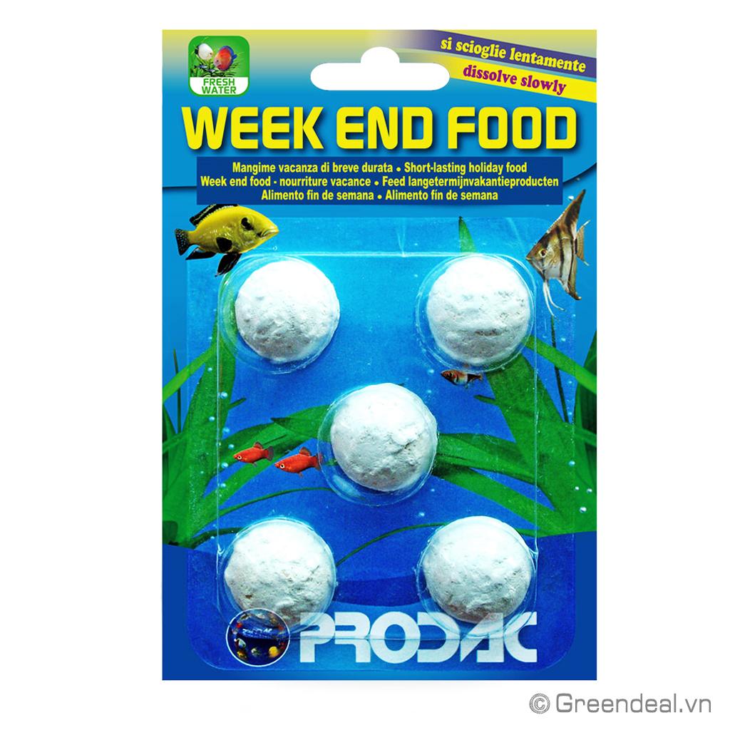 PRODAC - Week End Food